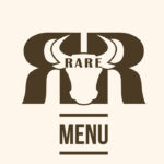 RARE menu